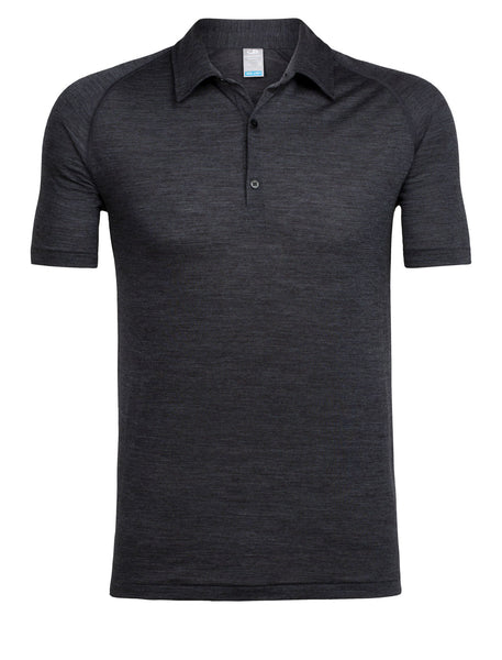Icebreaker Men's Short Sleeve Sphere Polo - OutdoorsInc.com