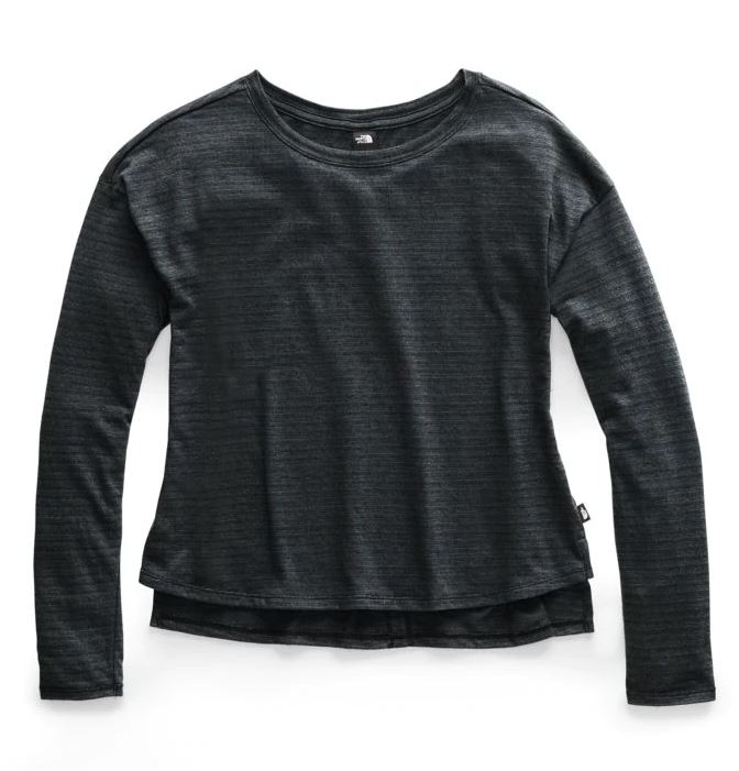 The North Face Women's Long Sleeve Emerine Top