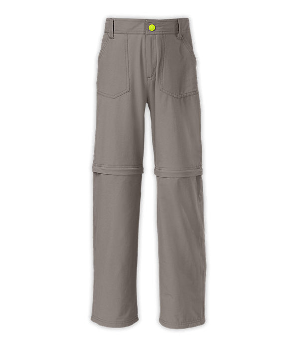 The North Face Boys' Markhor Convertible Hike Pant - OutdoorsInc.com
