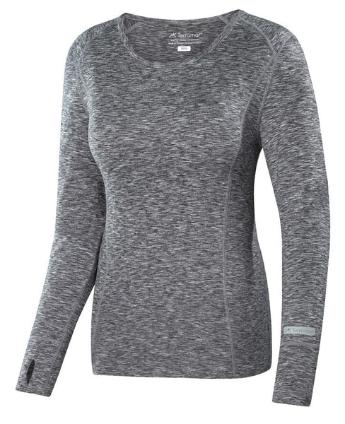Terramar Women's 2.0 Cloud Nine Scoop Neck