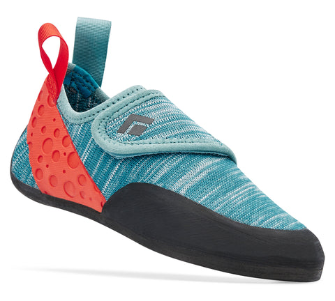 Black Diamond Kids' Momentum Climbing Shoe - OutdoorsInc.com