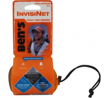 Ben's Invisinet Head Net - OutdoorsInc.com