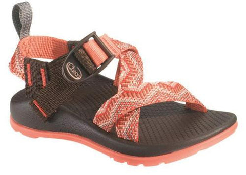 Chaco Kids' Z1 Ecotread Sandal - Beaded - OutdoorsInc.com