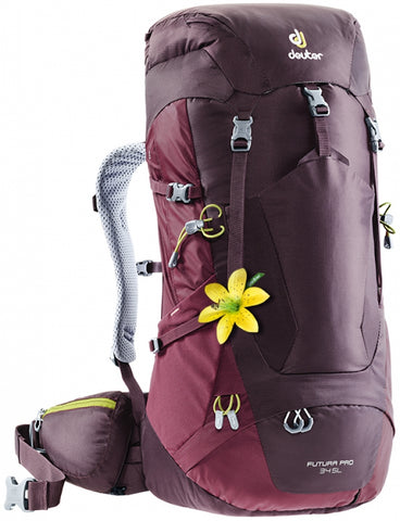 Deuter Women's Futura Pro 34 SL - OutdoorsInc.com