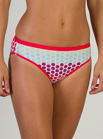 Exofficio Women's Give-N-Go Printed Bikini - OutdoorsInc.com