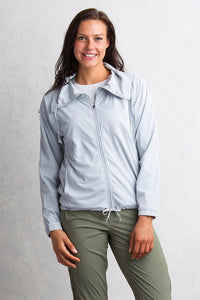 Exofficio Women's BugsAway Sol Cool Jacket - OutdoorsInc.com
