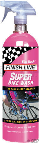 Finish Line Super Bike Wash 34 oz. Hand Spray Bottle - OutdoorsInc.com