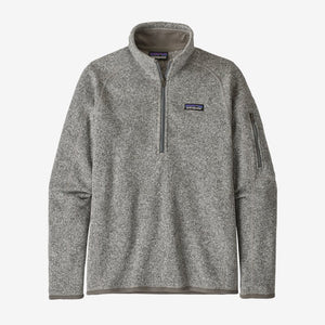 Patagonia Women's Better Sweater 1/4 Zip Jacket