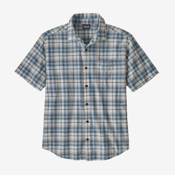 Patagonia Men's Organic Cotton Slub Poplin Shirt