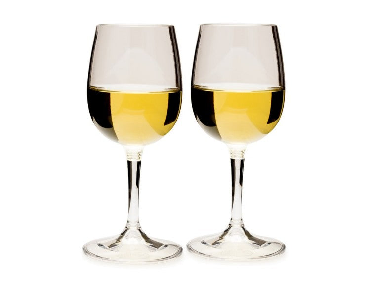 GSI Nesting Wine Glass Set - OutdoorsInc.com