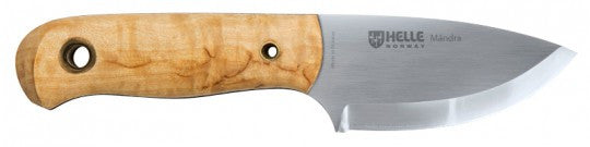 Helle Mandra by Les Straud Knife - OutdoorsInc.com