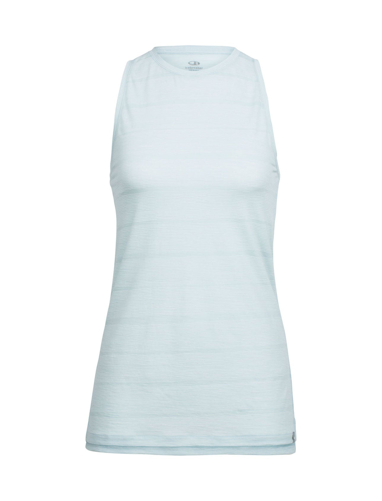 Icebreaker Women's Aria Sleeveless Combed Line Tank - OutdoorsInc.com