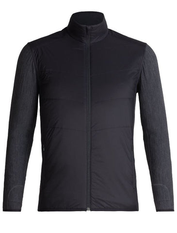 Icebreaker Men's Descender Hybrid Jacket