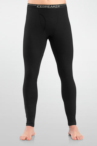 Icebreaker Men's Oasis Leggings with Fly - OutdoorsInc.com