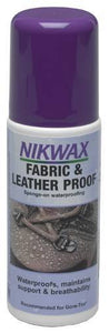 Nikwax Fabric and Leather Proof 4.2oz. Spray - OutdoorsInc.com