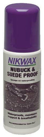 Nikwax Nubuck and Suede Proof