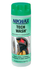 Nikwax Tech Wash 10 oz. - OutdoorsInc.com