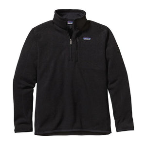 Patagonia Men's Better Sweater 1/4 Zip Jacket - OutdoorsInc.com