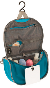 Sea To Summit Travelling Light Hanging Toiletry Bag Large - OutdoorsInc.com