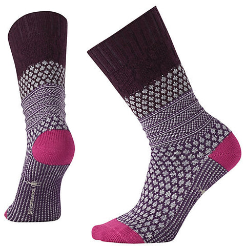 Smartwool Women's Popcorn Cable Socks - OutdoorsInc.com