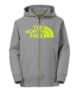 The North Face Boys' Half Dome Full Zip Hoodie - OutdoorsInc.com