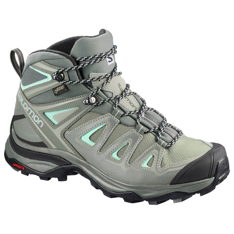 Salomon Women's X Ultra 3 Mid GTX