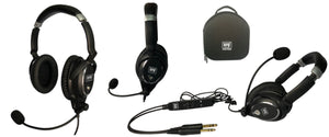 UFQ A7 ANR aviation headset