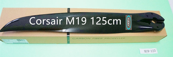 Corsair M19 paramotor carbon propellers 125cm powered paraglider propeller