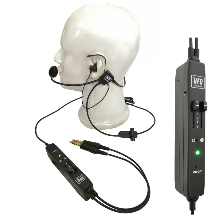 ANR L2 Hi-Lite in ear aviation headset compare to XXXX Proxxxxxt  pilot headset