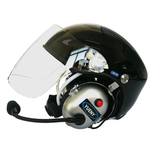 YUENY YPHH-2000F-BT18 paramotor helmet with noise canceling headset FREE with BLUETOOTH Adapter powered paragliding