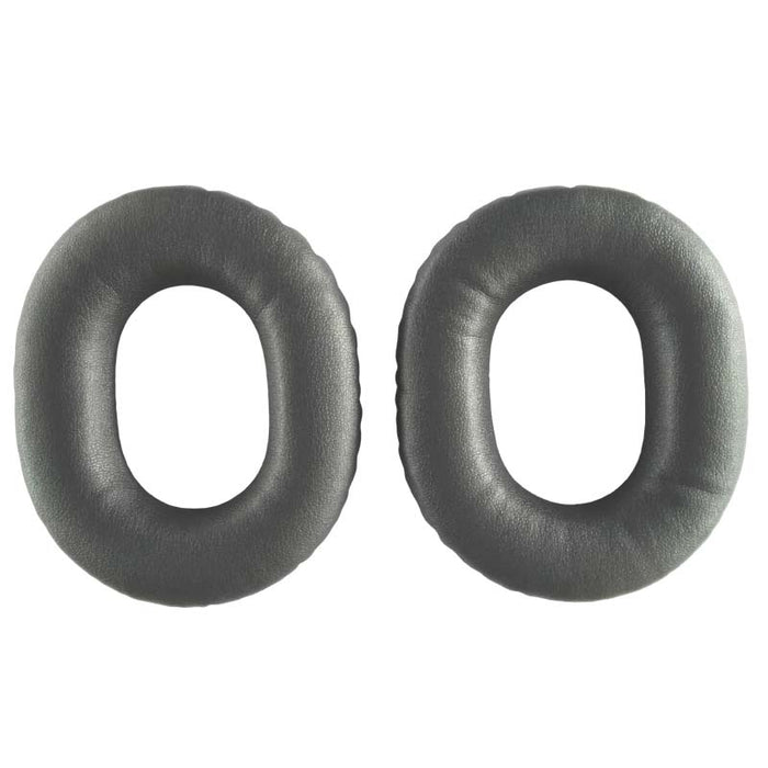 leather ear seal ear cushion for aviation headset David Clark,UFQ,Avcomm,ASA,Faro earseal