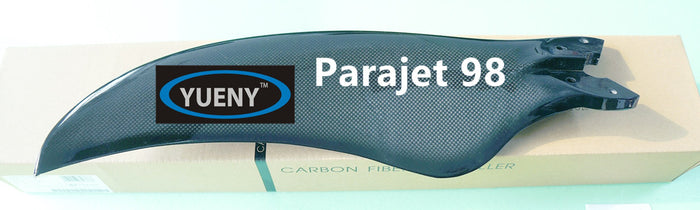 Parajet 98 paramotor propellers carbon fiber YUENY