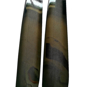 Top 80 Miniplane paramotor propellers carbon fiber YUENY 115cm ,125cm