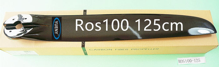ROS 100 ROS 125 paramotor carbon propellers 115,125cm powered paraglider props