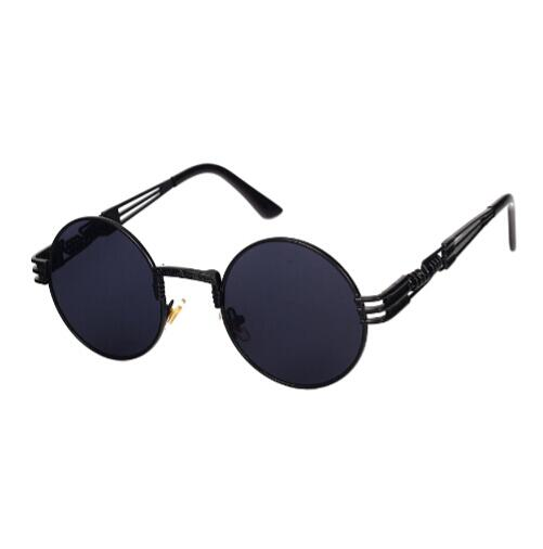 Gothic steampunk mirror sunglasses