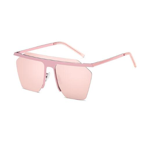 Women Rimless Travel Sunglasses