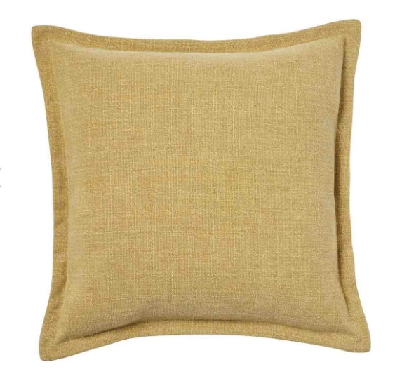 Linen blend cushion covers by Create Estate