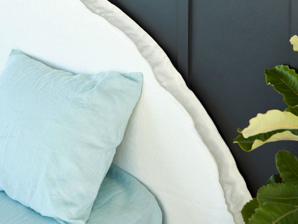 Custom Bedhead Cover, Bedheads Made in Australia by Create Estate