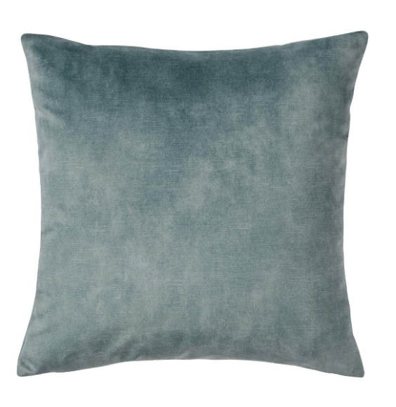 Soft touch velvet cushion cover by Create Estate