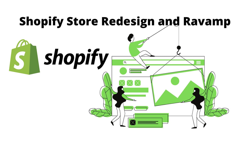 Shopify Store Revamp With Premium Theme