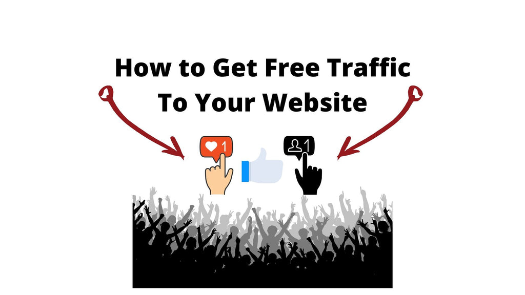 How To Get Free Traffic To Your Website/Business (Instantly Emailed)