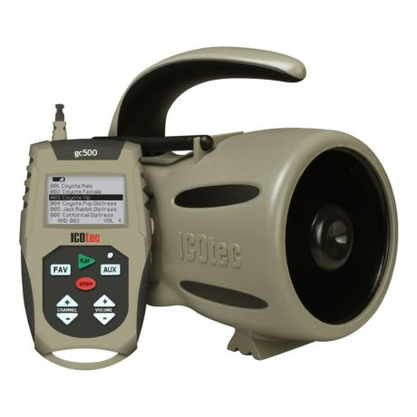 G500 Icotec Electronic Caller - Ontario Archery Supply