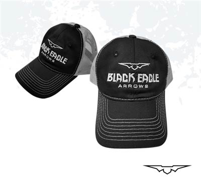 Black Eagle Arrows Shooter Hat - Ontario Archery Supply