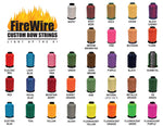 FireWire Custom Bow Strings - String Colors