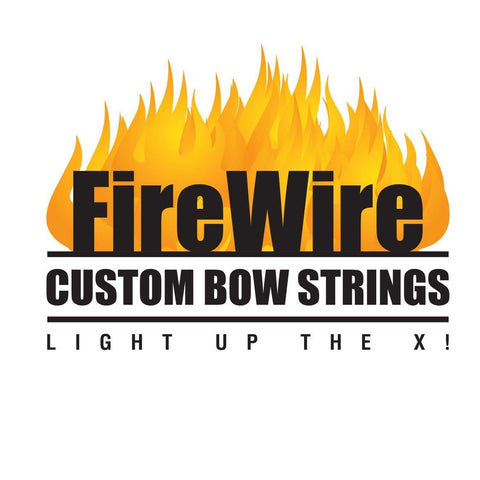 FireWire Bow Strings Decal - Ontario Archery Supply