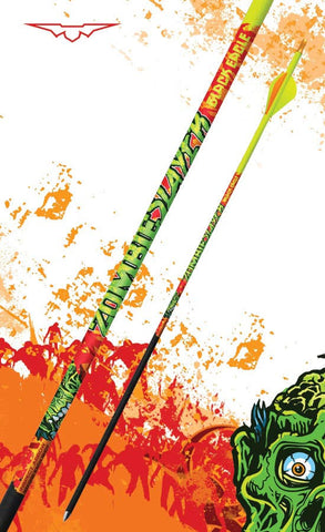 Zombieslayer Arrows (Crested/Fletched) - Ontario Archery Supply