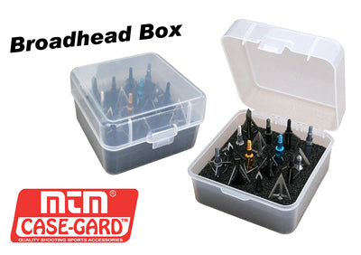 MTM Broadhead Box - Ontario Archery Supply