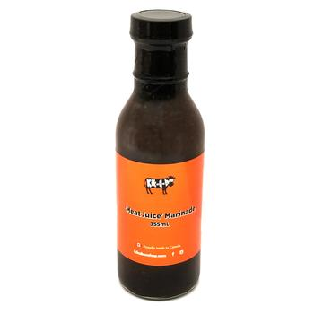 Kikaboo Meat Juice - Meat Marinade - Ontario Archery Supply