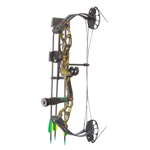 Pse Mini Burner Youth Compound Bow Package - Ontario Archery Supply