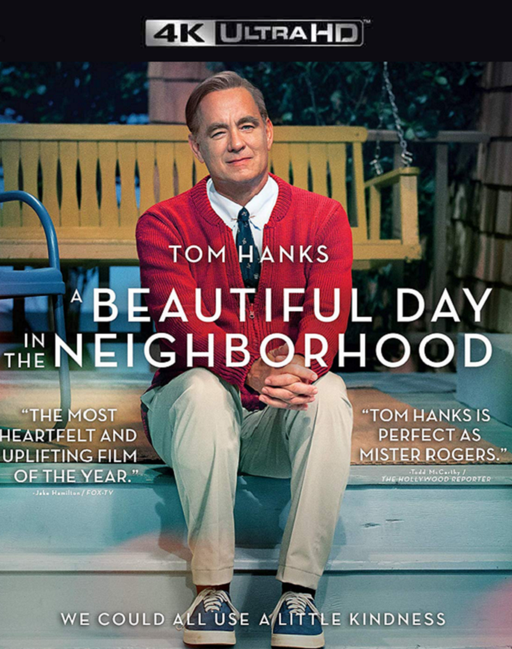 A Beautiful Day in the Neighborhood VUDU 4K Instawatch (iTunes 4K via MA) Early Release